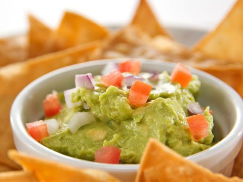 Guiltless Guacamole