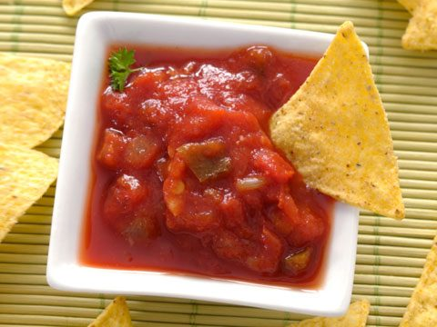 Say Yes to Salsa