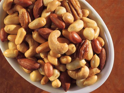 5. Peanut Butter, Nuts, and Seeds