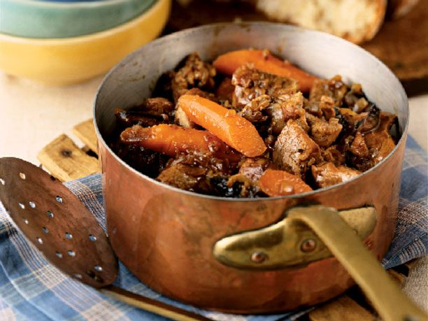 Classic Veal Stew