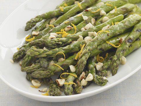 6. Asparagus