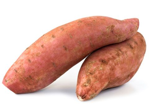 7. Sweet Potatoes