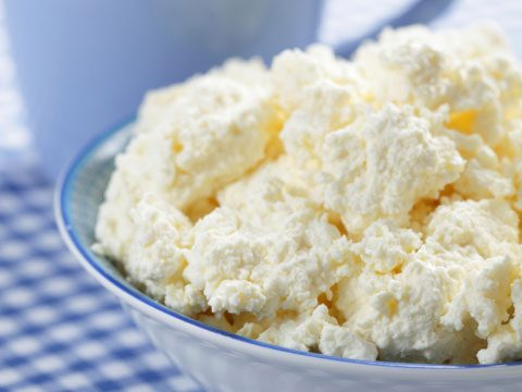 8. Cottage Cheese