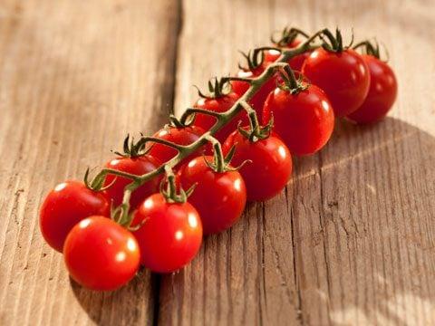 9. Cherry Tomatoes