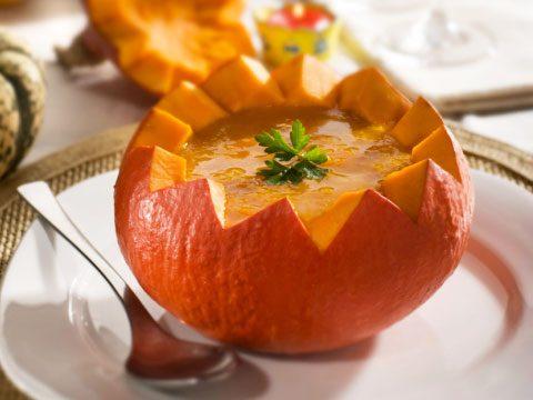 3. Pumpkins