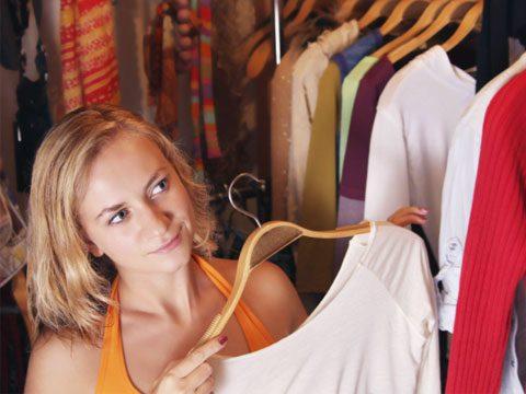 Organize one closet