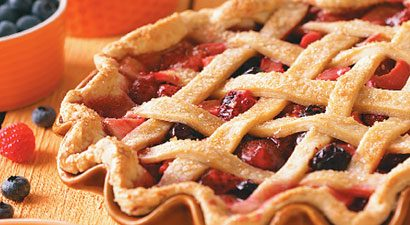 Five-Fruit Pie Recipe