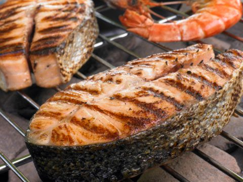 What's an easy way to grill fish?