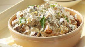 Smoky Spanish Potato Salad Recipe