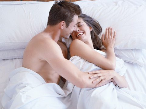 Having many sexual partners