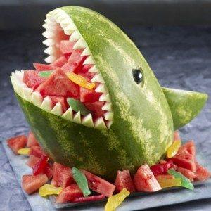 8 Spectacular Watermelon Carving Ideas