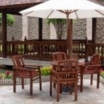 Easy Ways to Clean Your Patio Furniture