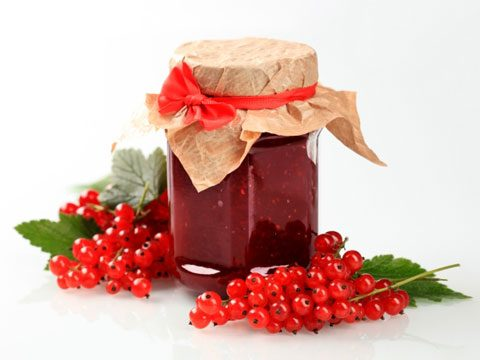 Jams, jellies, and preserves
