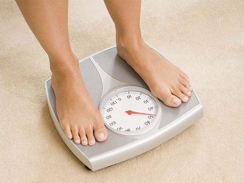 8. How much weight did you gain?