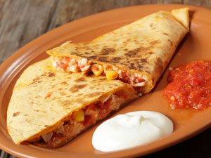 15 Ways to Turn Leftovers into Quesadillas