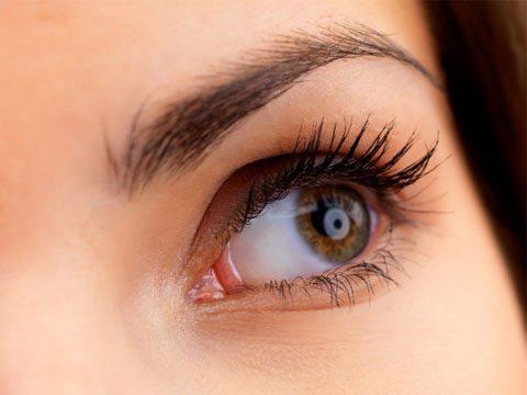 Eyelash Dying