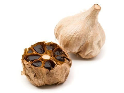 1. Black Garlic