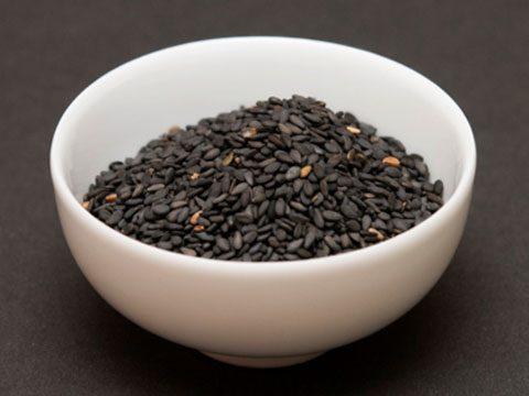 3. Black Sesame Seeds