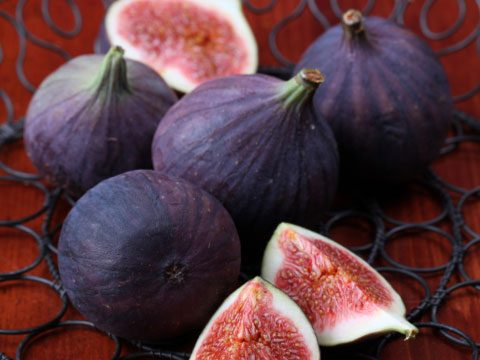 6. Black Mission Figs