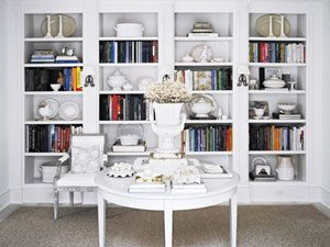 Stylish Bookshelves