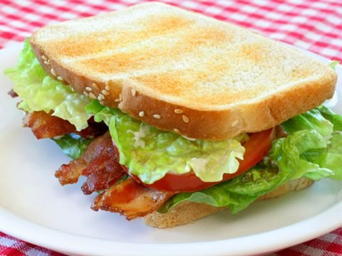8. Sweet & Spicy BLT