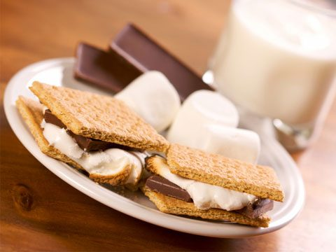 10. S'mores