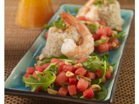 """<a href=""""http://www.watermelon.org/Recipes/Thai-Watermelon-Salad-122.aspx"""" target=""""_blank"""">Thai Watermelon Salad</a>"""