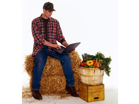 13. The Internet has changed farm life for better.