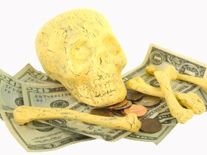 Cash and Skull