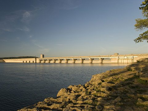Visit Table Rock Dam and Lake