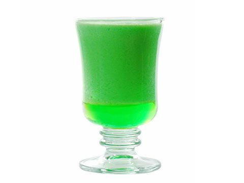 Green Goblin Jello Shot