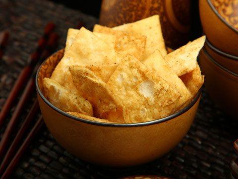 3. Pita chips