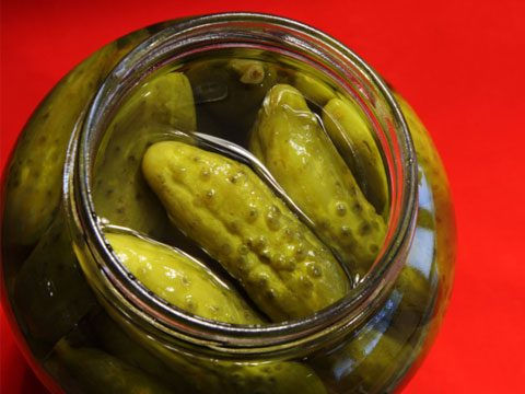 8. Pickles