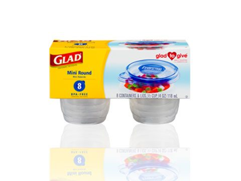 GladWare To Go Cups
