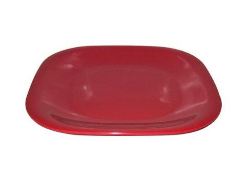 Square Melamine Dinner Plate