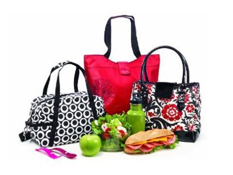 Koko Kate Nylon Lunch Bag
