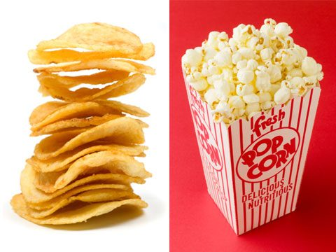 5. Eat popcorn