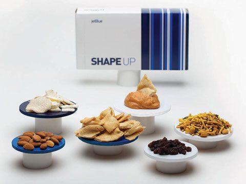 Shape Up - Jet Blue