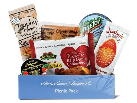Smart Heart Picnic Pack - Alaska Airlines