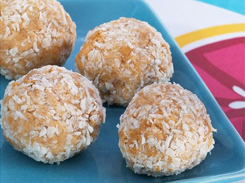 Bumpy Peanut Butter Balls