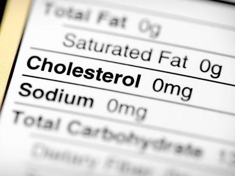 7. Cholesterol free