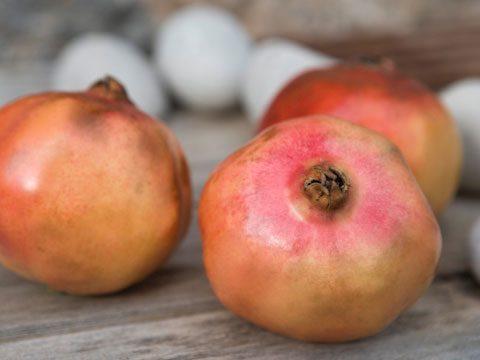 4. Pomegranates