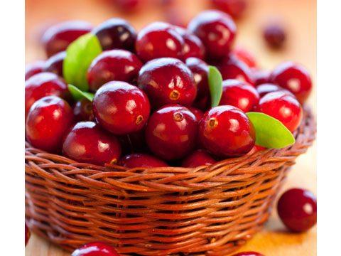 10. Cranberries