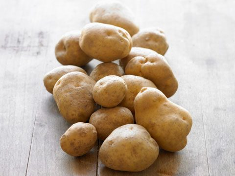 11. Potatoes