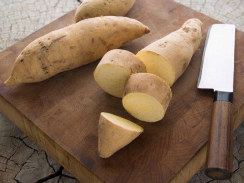 12. Sweet Potatoes and Yams
