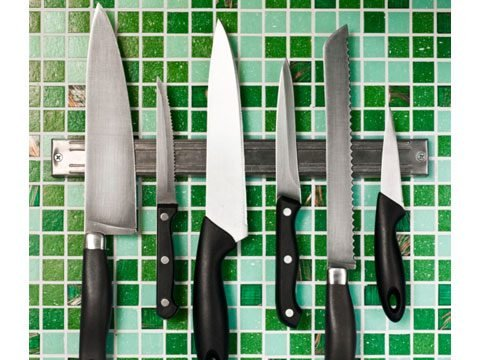 4. Choose a knife that works for you.