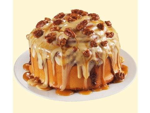 Cinnabon's Caramel Pecanbon