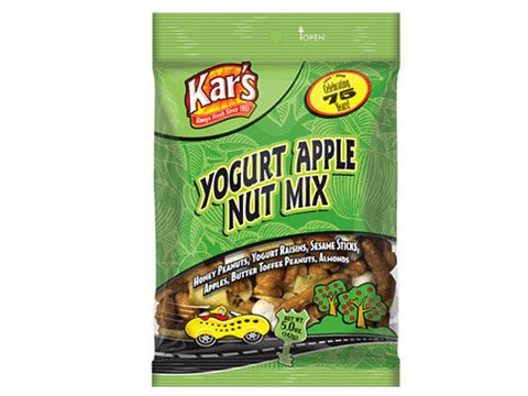 Kar's Yogurt Apple Nut Mix