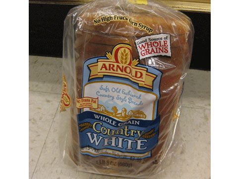 Arnold's Whole Grain Country White Bread
