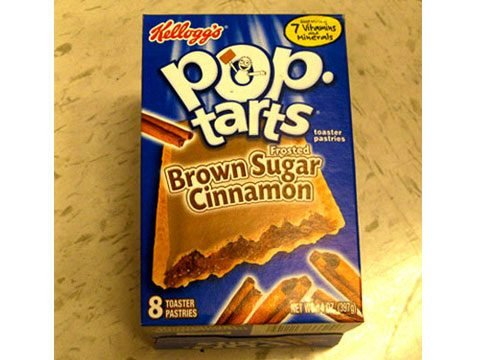 Kellogg's Pop-Tarts Brown Sugar Cinnamon